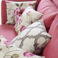 selection bedspreads, throws & cushions bath