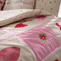 Bedspreads, throws & cushions Bath pink