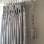 swags and curtains by Darling interiors Bath